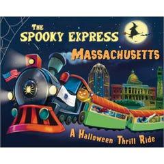 The Spooky Express Massachusetts