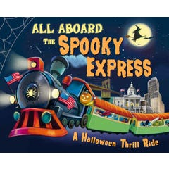 All Aboard the Spooky Express!