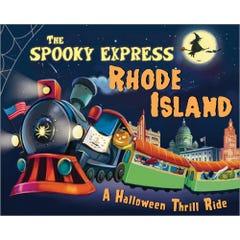 The Spooky Express Rhode Island