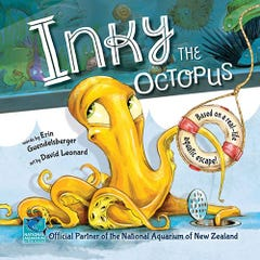 Inky the Octopus