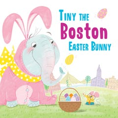 Tiny the Connecticut Easter Bunny
