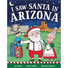 I Saw Santa in Arizona