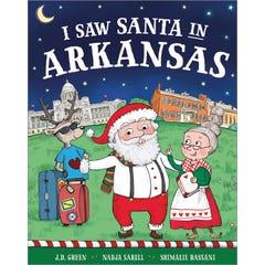 I Saw Santa in Arkansas