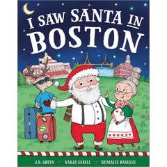 I Saw Santa in Boston