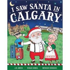 I Saw Santa in Calgary