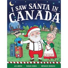 I Saw Santa in Canada