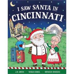 I Saw Santa in Cincinnati