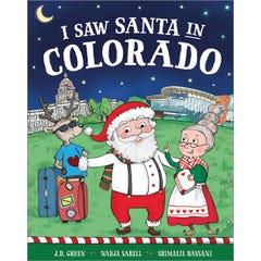 I Saw Santa in Colorado