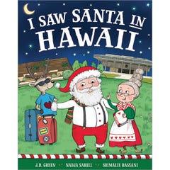 I Saw Santa in Hawaii