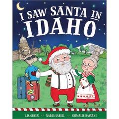 I Saw Santa in Idaho
