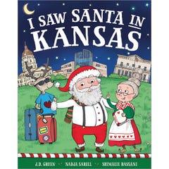 I Saw Santa in Kansas