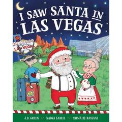 I Saw Santa in Las Vegas