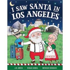 I Saw Santa in Los Angeles