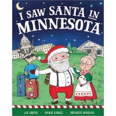 I Saw Santa in Minnesota