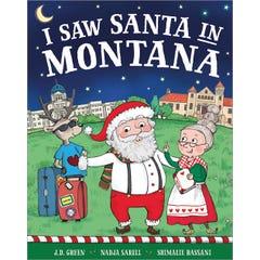 I Saw Santa in Montana