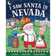 I Saw Santa in Nevada