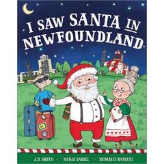 I Saw Santa in Newfoundland