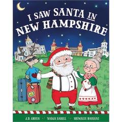 I Saw Santa in New Hampshire