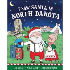 I Saw Santa in North Dakota