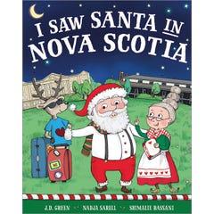 I Saw Santa in Nova Scotia