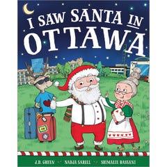 I Saw Santa in Ottawa