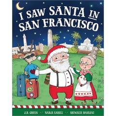 I Saw Santa in San Francisco