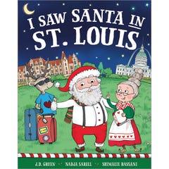 I Saw Santa in St. Louis