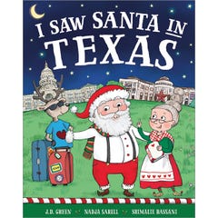 I Saw Santa in Texas