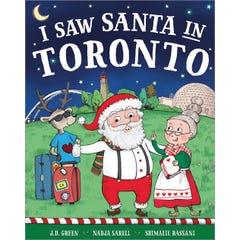 I Saw Santa in Toronto