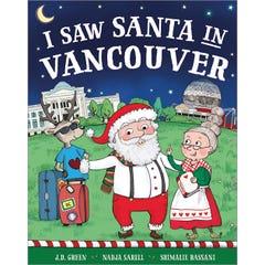 I Saw Santa in Vancouver