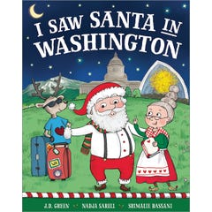 I Saw Santa in Washington