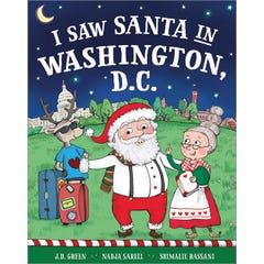 I Saw Santa in Washington DC