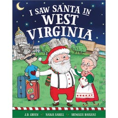 I Saw Santa in West Virginia