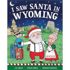 I Saw Santa in Wyoming