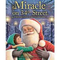 Miracle on 34th Street Traditional Storybook