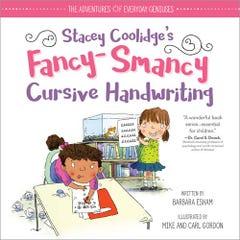 Stacey Coolidge Fancy-Smancy Cursive Handwriting