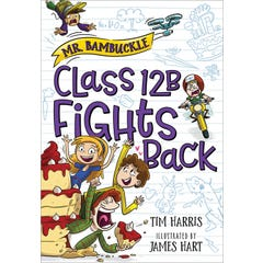 Mr. Bambuckle: Class 12B Fights Back