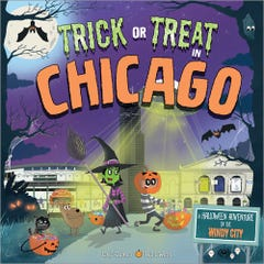 Trick or Treat in Chicago