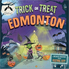 Trick or Treat in Edmonton