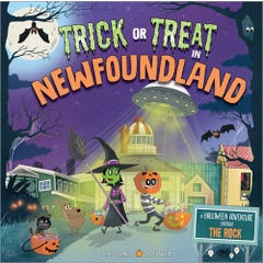 Trick or Treat in Newfoundland