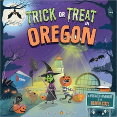 Trick or Treat in Oregon