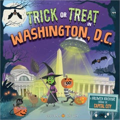Trick or Treat in Washington DC