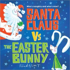 Santa Claus vs. the Easter Bunny
