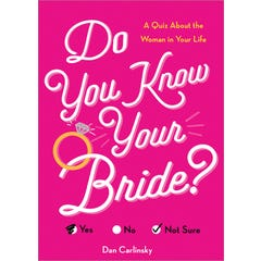 Do You Know Your Bride?