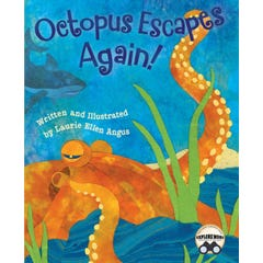 Octopus Escapes Again!