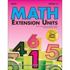 Math Extension Units Book 1