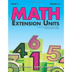 Math Extension Units Book 2