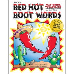 Red Hot Root Words Book 2