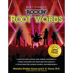 Rockin' Root Words Book 1