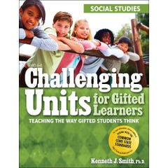Challenging Units for Gifted Learners: Social Studies